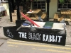 The Black Rabbit boat