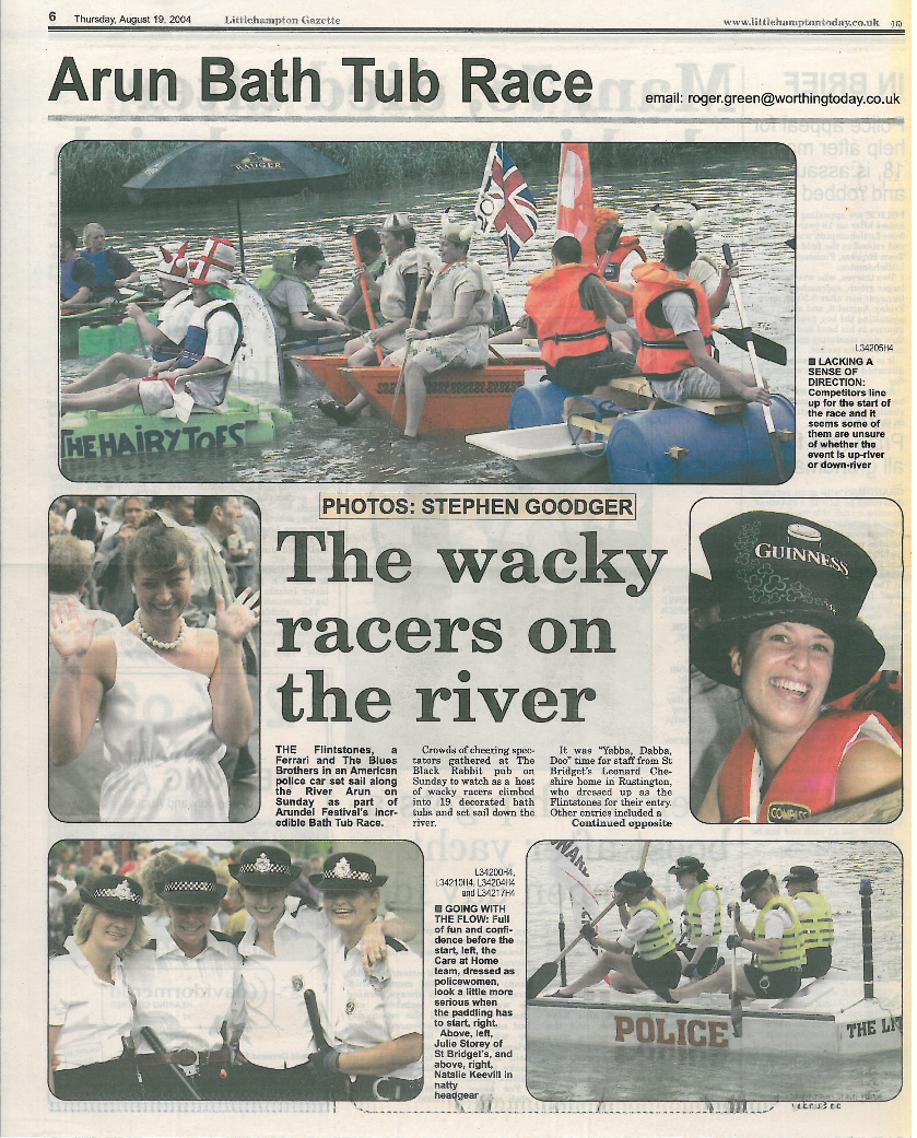 Littlehampton Gazette 2004 - Page 2