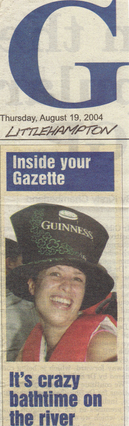 Littlehampton Gazette 2004 - Page 3