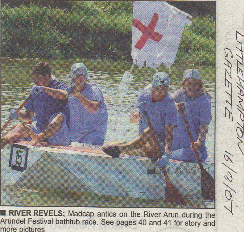 Littlehampton Gazette 2007