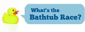What's the Bathtub Race?