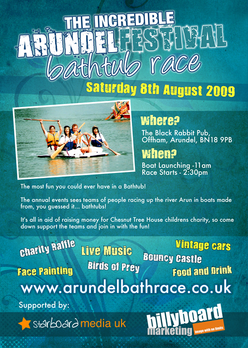 Arundel Bathtub Flyer