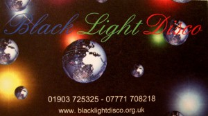Black Light - Card