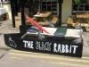 The Black Rabbit boat