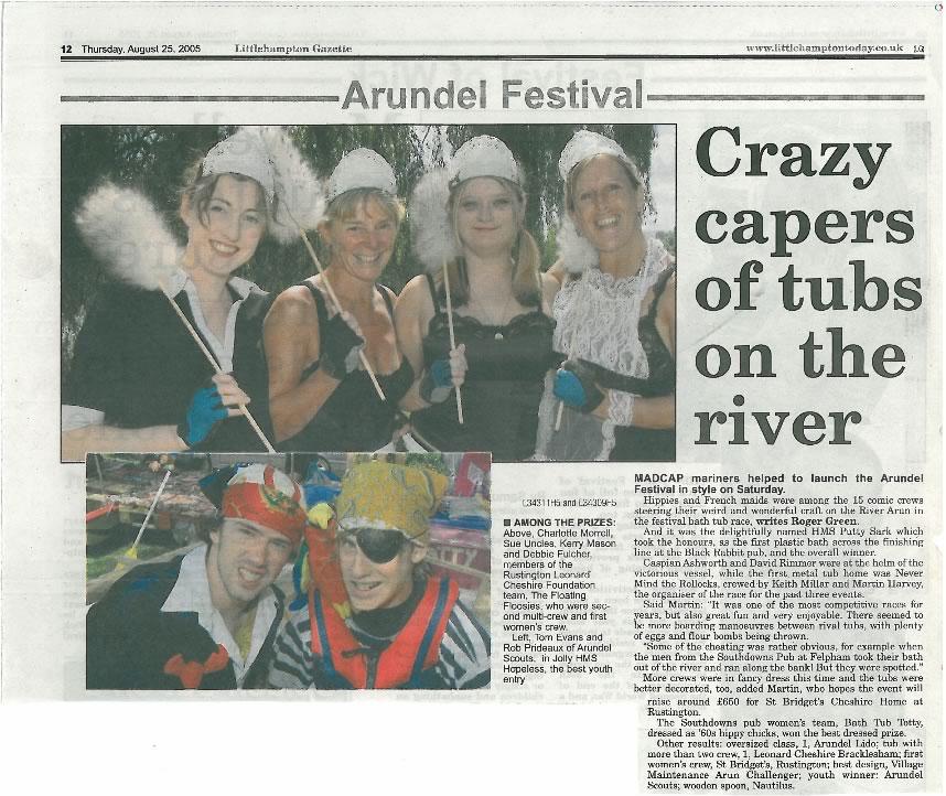 Littlehampton Gazette 2005 - Page 2