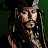 Jack Sparrow original Tamify canvas